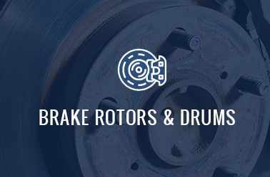 Brake Rotors & Drums