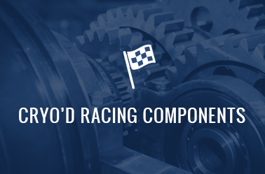 Cryo'd Racing Components