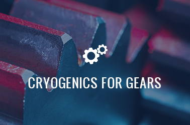 Cryogenics for Gears